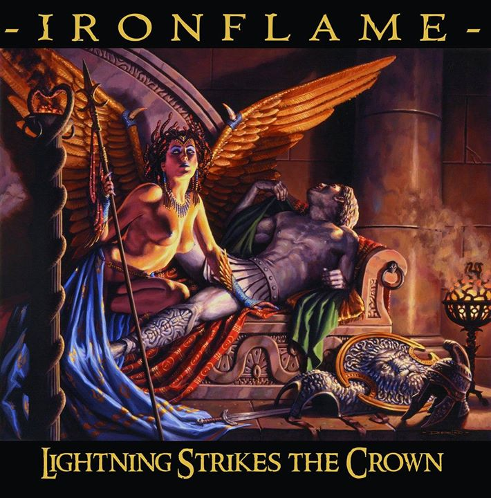 Ironflame – Lightning Strikes The Crown
