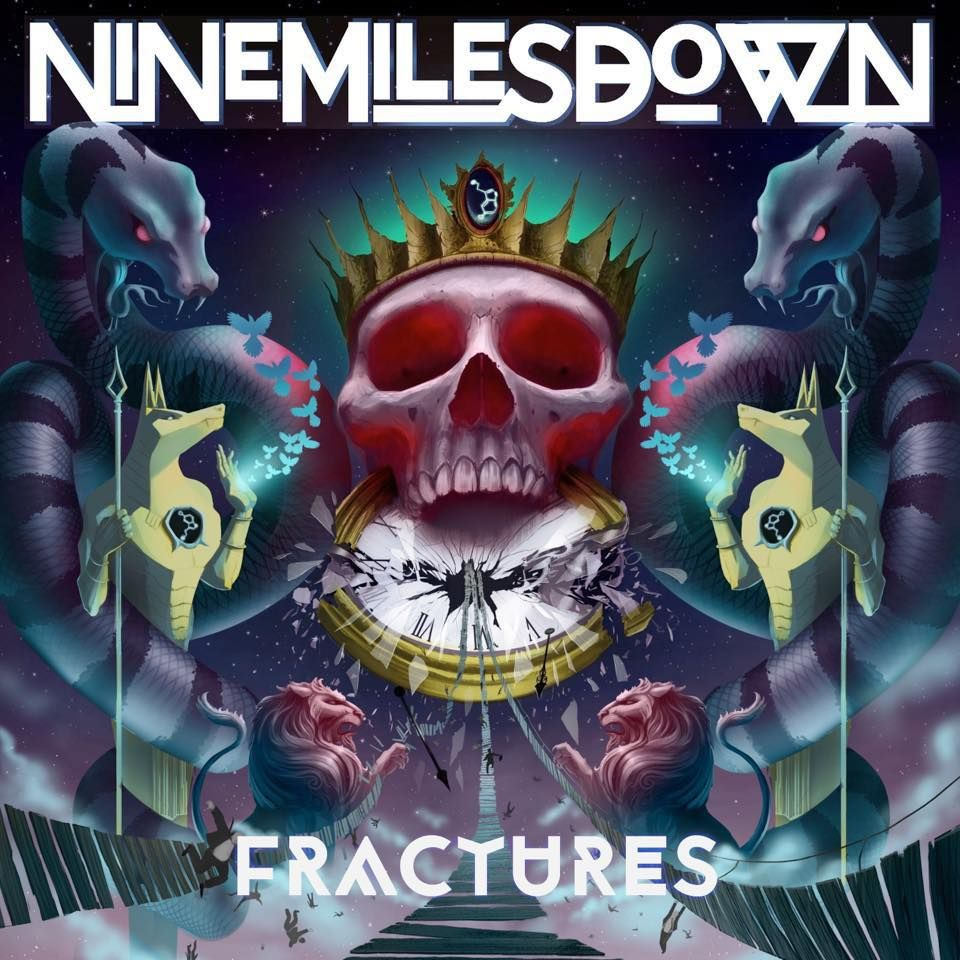Nine Miles Down – Fractures (Special Edition Vinyl)